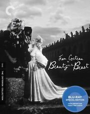 Beauty and the Beast [Criterion Collection] (2011, Blu-ray NEUF)