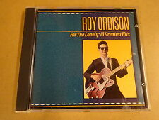 CD / ROY ORBISON - FOR THE LONELY: 18 GREATEST HITS