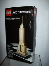 LEGO Architecture Empire State Building (21002) Sealed