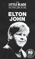 LITTLE BLACK SONGBOOK ELTON JOHN Your Song Tiny Dancer Guitar CHORD MUSIC BOOK