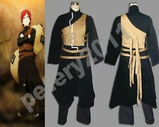 Shippuden Gaara Men's 2nd Cosplay Costume Halloween from Naruto
