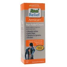 Homeolab Real Relief Arnica+ Pain Relief Cream 1.76 oz