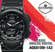 Casio Analog Digital Tough Solar Watch AQS810W-1A2 AQ-S810W-1A2