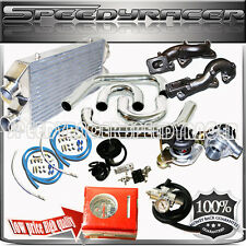 Fits 90-96 Nissan 300ZX VG30DETT Z32 Fairlady Twin GT3076 x2 Turbo Kits