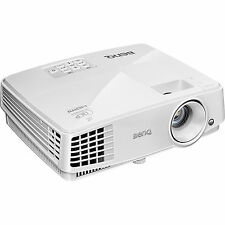 BenQ MS524A 3D DLP Bar Church Worship School Home Theater Projector 3300 Lumens