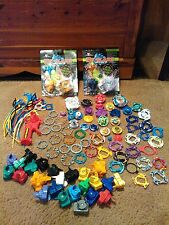 beyblade lot cords launchers parts