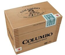 COLUMBO COMPLETE SERIES SEASONS 1 2 3 4 5 6 7 8 9 10 BOXSET 35 DISC R4 Hot Deal!