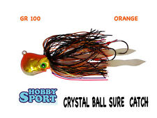 KABURA CRYSTAL BALL SURE CATCH  ORIGINALE 100 GR ORANGE