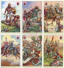 Figurine Lavazza serie n°45 Armi e Cavalieri d'Italia ANNO 1951 Chromo