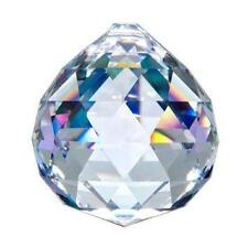 40mm Chandelier Ball Lead Crystal Asfour Prism Suncatcher Feng Shui Pendant
