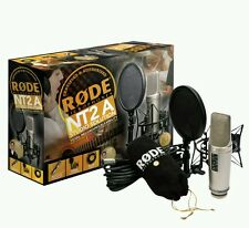 NEW Rode NT2-A Condenser Microphone - Studio Solution Package! RODE MICROPHONES
