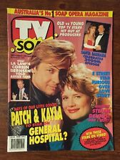Collectable Tv Soap Magazine July 1992