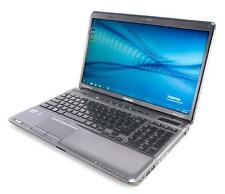 TOSHIBA GAMING LAPTOP i3 QUADCORE 500GB SSD 4GB RAM DVD HDMI BLUETOOTH NR $0.99