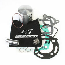 Wiseco Honda CR80 CR 80 R CR80R Piston Top End Gaskets Kit 49mm 2mm Over 92- 02