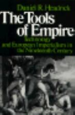 The Tools Of Empire by Daniel Headrick, Paperback, USED,very good, FREE SHIPPING
