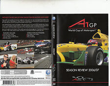 A1 GP:World Cup of Motorsport:Season Review 2006/7-Car Racing-DVD