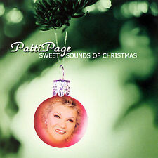 Patti Page Sweet Sounds Christmas CD Little Donkey Wanna Go Skating With Willie