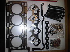 RENAULT ESPACE 2.0 DCi M9R DIESEL  HEAD GASKET SET & CYLINDER HEAD BOLT SET