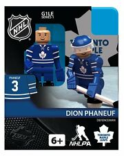 NHL Toronto Maple Leafs Dion Phaneuf Generation 1 Toy Figure NEW Toys Hockey