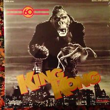 King Kong - 60th Anniversary  Laserdisc Buy 6 for free shipping