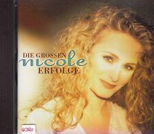 Nicole + CD + I grandi successi + forte best of-Album con 16 fantastiche HITS +