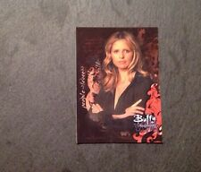 BUFFY TV Stagione 5 PROMO CARD B5-3