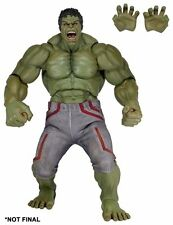 "NECA AVENGERS AGE OF ULTRON 1/4 SCALE HULK ACTION FIGURE - 24"" inch / 61cm"
