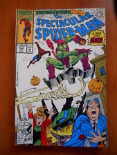 The Spectacular SPIDER MAN #184 Marvel Comics  [SA46]
