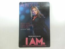 SNSD K-POP Idol Girls' Generation Hyo Yeon I AM Official Photocard Rare SMTOWN
