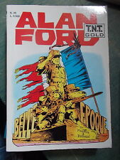 ALAN FORD TNT GOLD n°39 MAGGIO 1999 ED. MBP