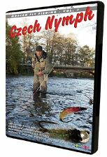 Czech Nymph DVD Flyfishing Tutorial Movie for fly fishing anglers about nymphing
