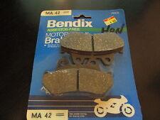 NOS Bendix Honda Front Brake Pads 1985-1987 XL600 1986-1988 VT750 MA42