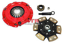 XTR STAGE 3 CLUTCH KIT 2004-2009 MAZDA 3 5 i S GS GX GT 2.0L 2.3L DOHC NON-TURBO