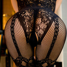 Sexy Women Lingerie Fishnet Body stockings Dress Underwear Babydoll Sleepwear