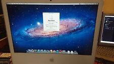 "Apple iMac - 24"" LCD-Core 2 DUO 2.16 GHz - 3 GB RAM - 250 GB HDD"