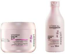 L'Oreal Paris Vitamino Color A- Ox Radiance protection Shampoo with mask COMBO