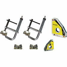 Strong Hand Tools Economy Welding Table Accessory Clamp Kit-6-pc Set #TSK104