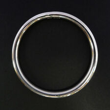 Silver Bangle, solid 6mm, Fine, Pure silver 999, higher purity than Sterling 925