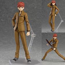 Figma 278 Shirou Emiya 2.0 Ver. Fate/Stay Night UBW Anime Figure Max Factory JPN