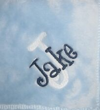 Personalized Baby Blanket Tahoe Embroidered Fleece New Monogrammed Custom gift