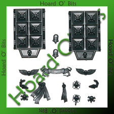 WARHAMMER 40K BIN BITS SPACE MARINE LAND RAIDER CRUSADER - ACCESSORIES and ICONS