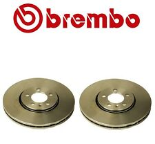 VW Golf Jetta Beetle 1.8T 2.5 2.8 Brembo Front Brake Rotors Kit 288mm OD