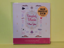 Bergdorf Blondes by Plum Sykes (2006, CD, Abridged)