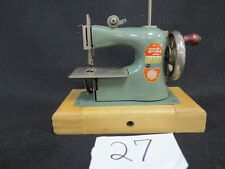 Vintage Child's Toy Sewing Machine Diana Made in West Germany Hand Crank