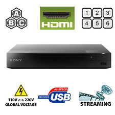 Sony BDP-S1500 Multi Zone Blu Ray Region Free DVD Player with USB