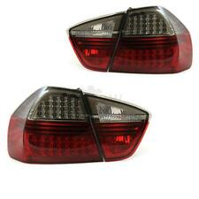 Rear Lights Set LED BMW 3 Series E90 Built 05-08 clear glass red-black Soda 5H9