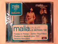 MALIA Yellow daffodils cd 17 TRACKS SIGILLATO SEALED!!!