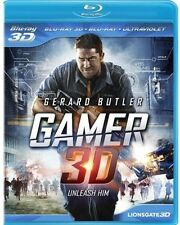 Butler/Hall - Gamer 3d [Blu-ray NEW]