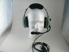 David Clark Refurbished General Aviation Headset H10-13.4 Stereo
