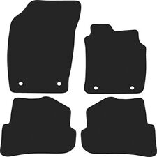 Audi A1 Tailored Car Mats (2010 onwards) - Black